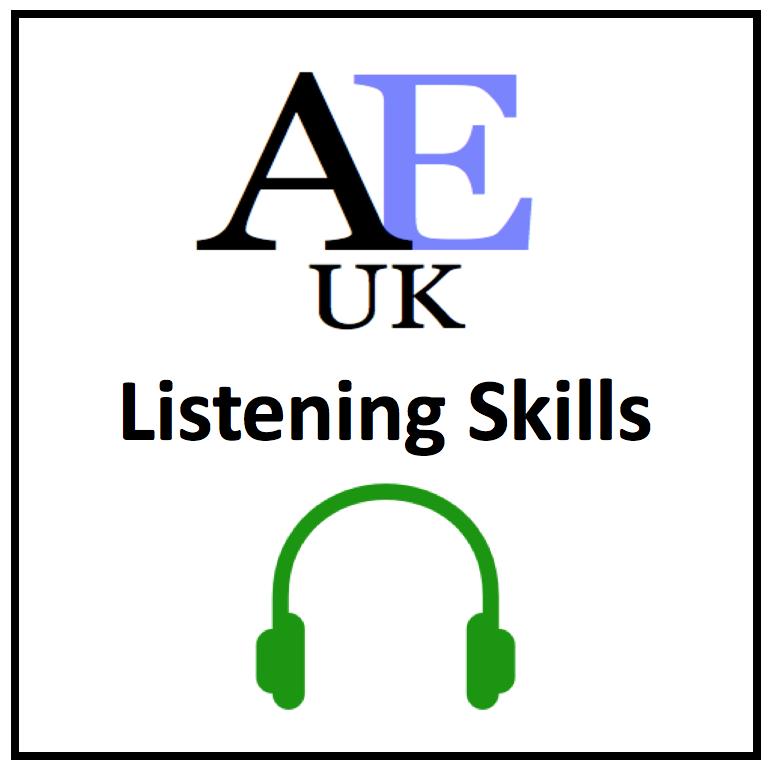 BBC Listening Worksheets: BBC 6 minute English Listening lessons