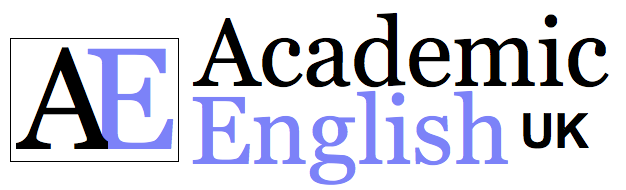 Academic English UK