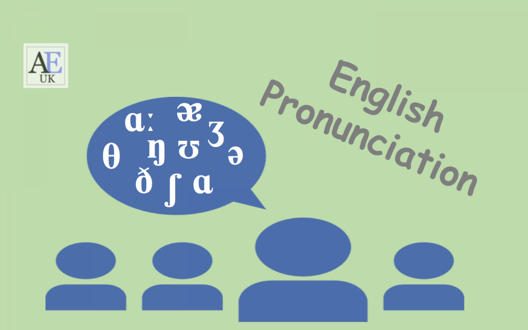 Pronunciation – the basics