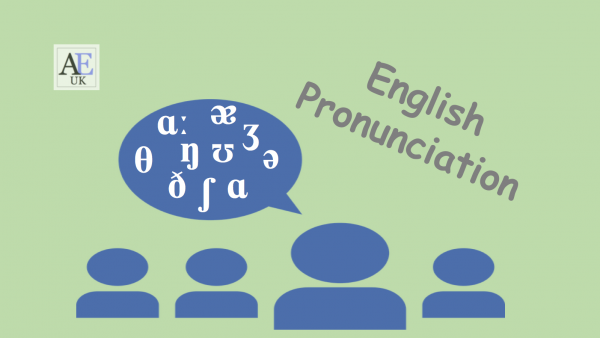 Pronunciation - the basics