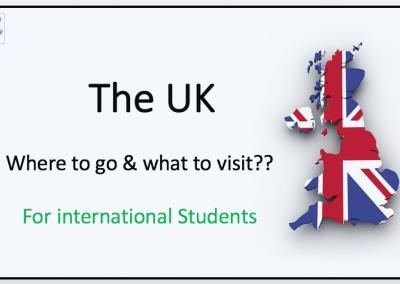 UK tourist attractions blog
