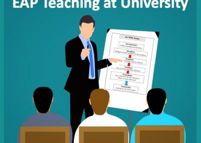 Teaching EAP at university