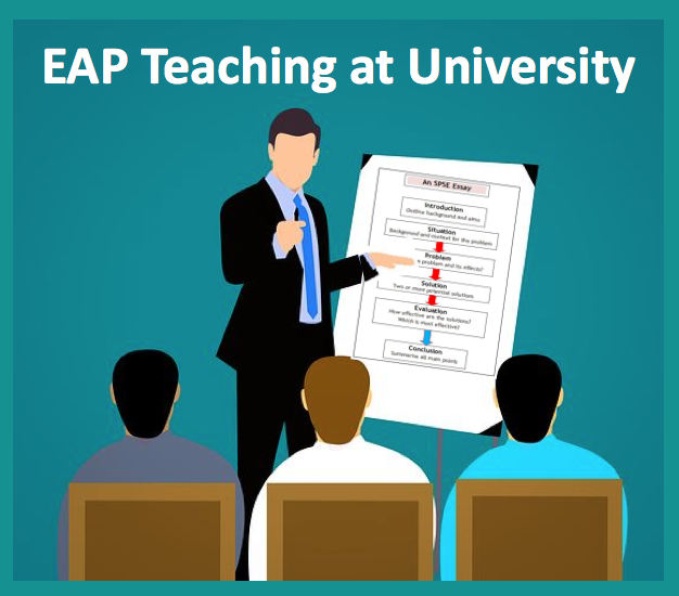 Teaching EAP at university