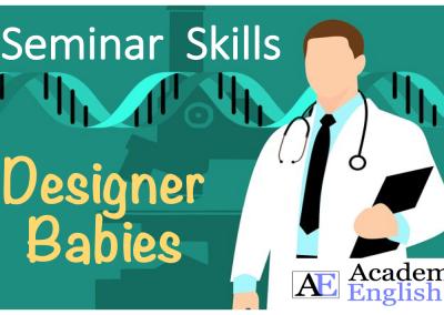 Seminar Designer Baby