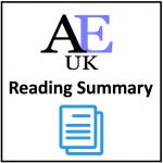 Reading Summary AEUK
