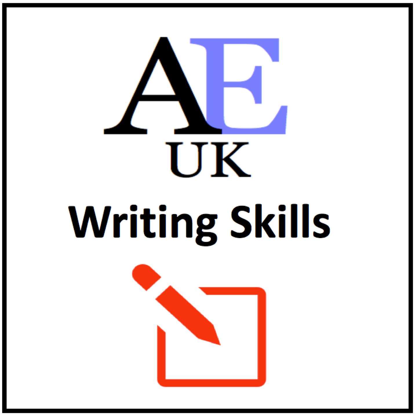 Writing skills AEUK