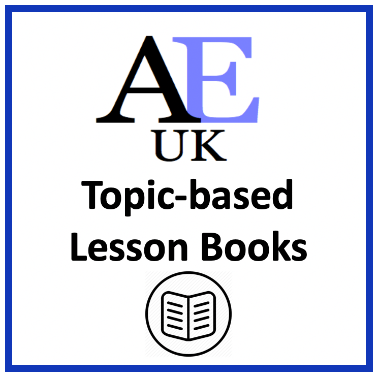 AEUK topic-based lessons