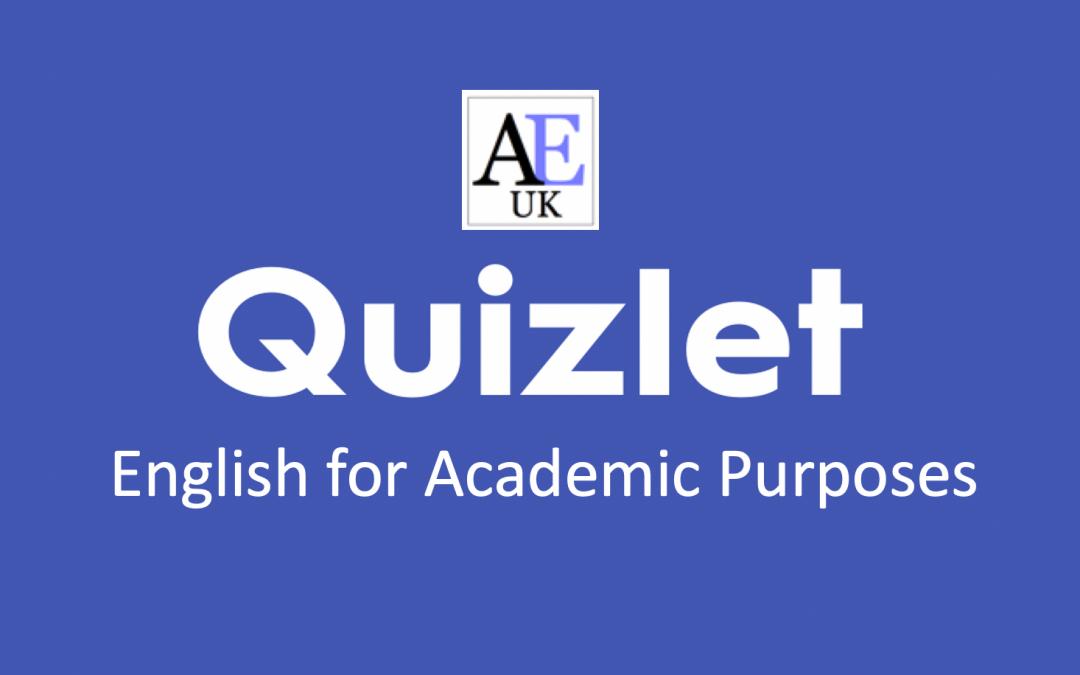 Academic Teacher Quizlet