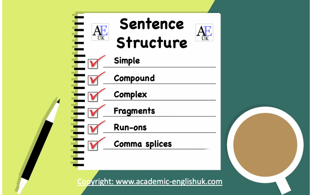 Academic Sentence Structure