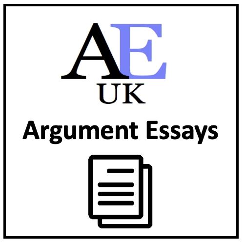argument essays AEUK