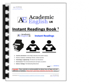 instant academic reading lessons