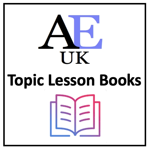 topic lesson Books by AEUK