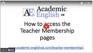 how to access teacher membership